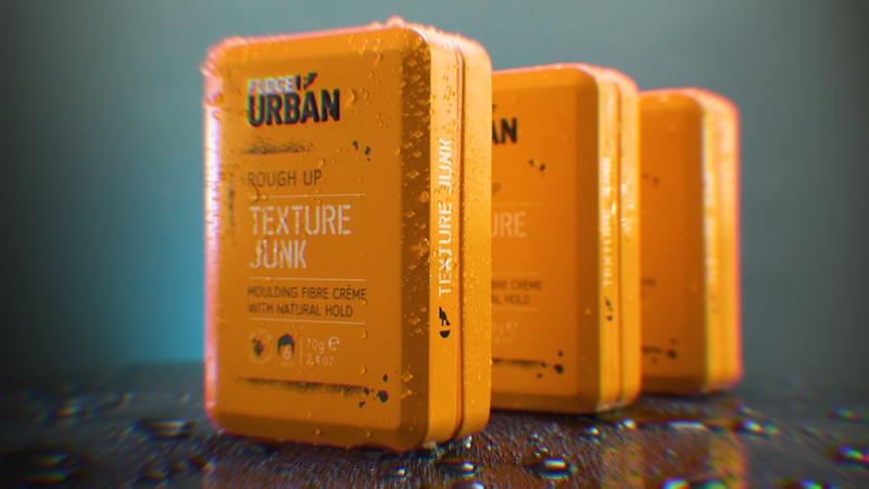 FUDGE URBAN Texture Junk