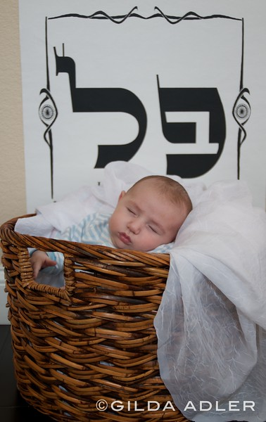 baby david -2months old