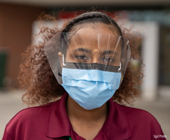 Portrait Series: COVID-19 Front-Line Health Care Workers