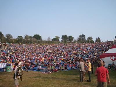 Edmonton Folk Festival 2010