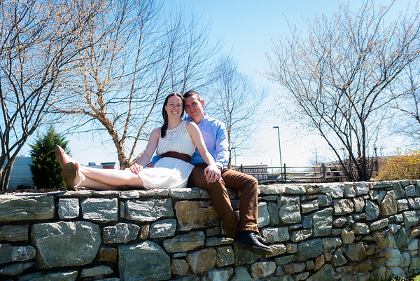 Jenny and Patrick Engagement by Gino Guarnere