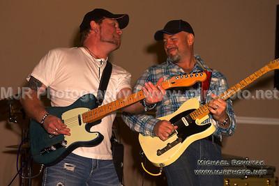 The Joe Bayer band at Dave and Busters - 05.10.13