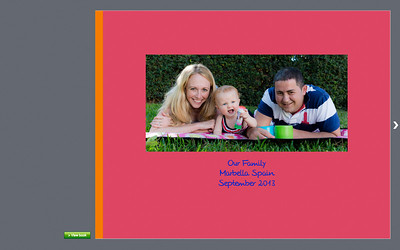 Lauren and Daragh, Family Shoot