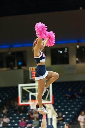 Womens Basketball vs Jacksonville 1_28_2012