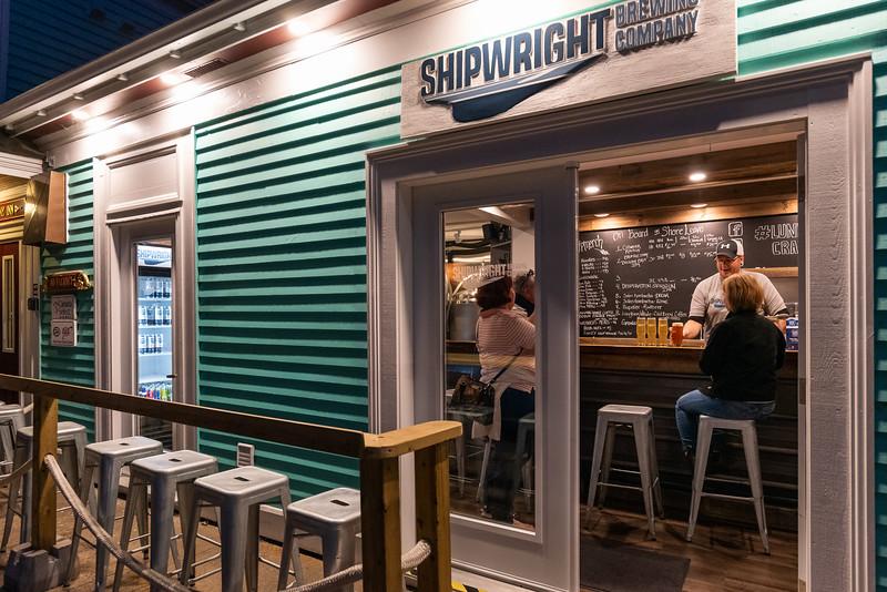 Shipwright Brewery, Lunenburg
