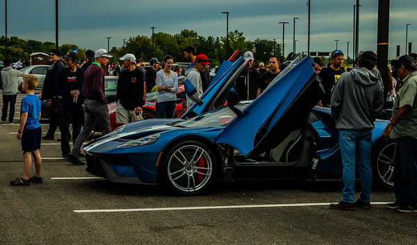 Cars and Coffee - September Meet