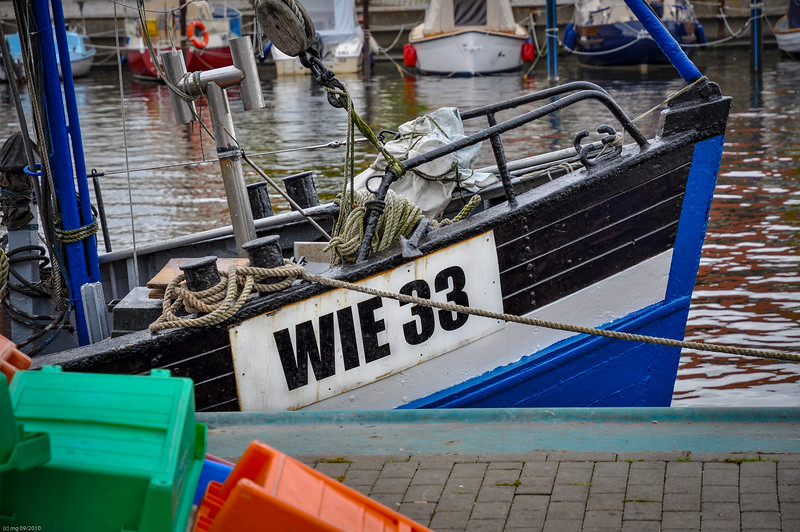 Wiecker Fischkutter / fishing vessels