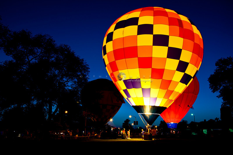Fun Fest Balloon Glow