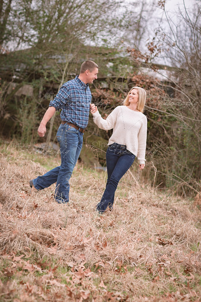 Jim + Brook {Engagement 2019}