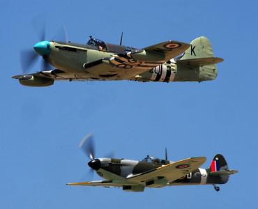 Supermarine Spitfire (England)