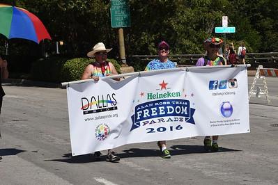9-18-2016 Dallas Pride Parade Part 1