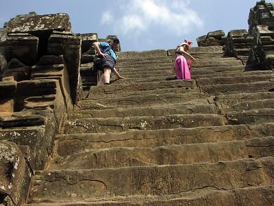 Cambodge Vietnam février 2007