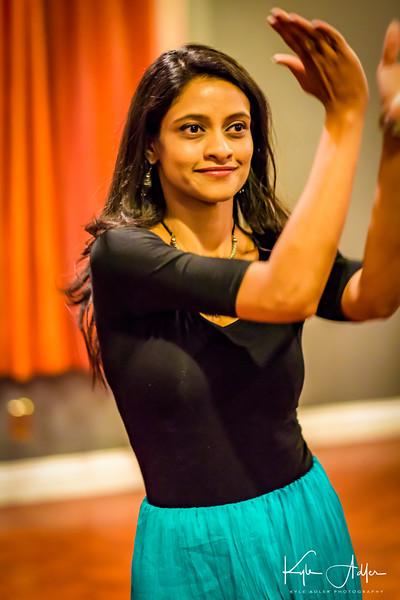 Dance Identity Ghoomar Choreography Workshop