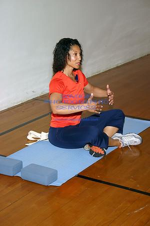 Yoga With Ingrid Williams
