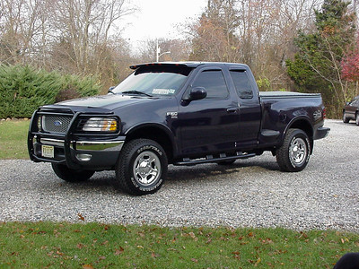 1999 Ford F-150 Extra Cab