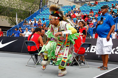 2018 FIBA 3X3 World Tour Saskatoon Opening Ceremonies
