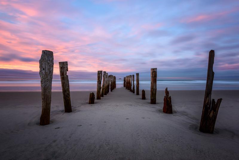 St. Clair Pier Sunrise