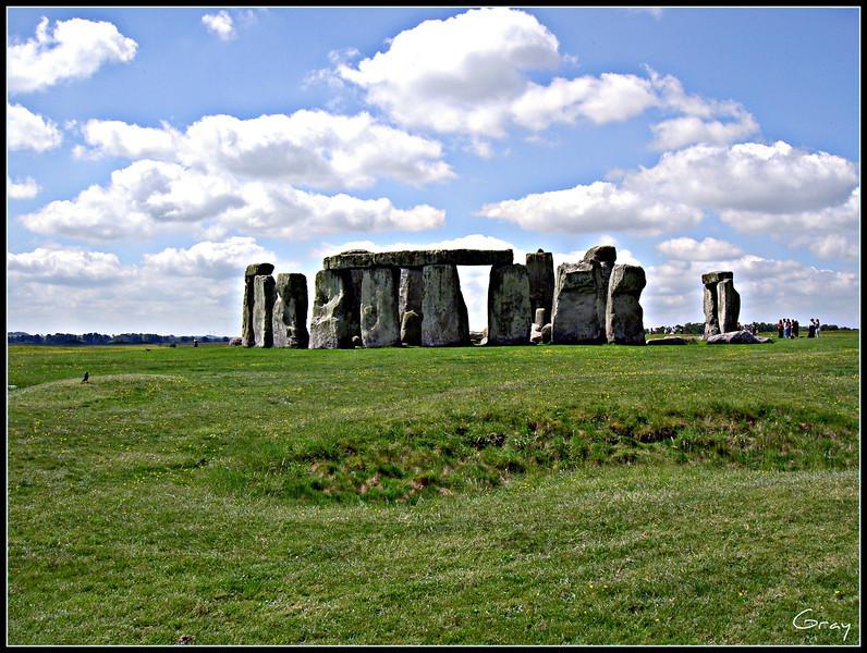 Mystical Morn  Stonehenge