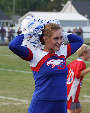 2016-09-09 Home Football Game (vs Leipsic)