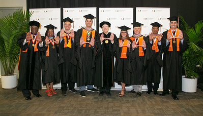 May 9th - 3:00PM Graduate Ceremony Step & Repeat