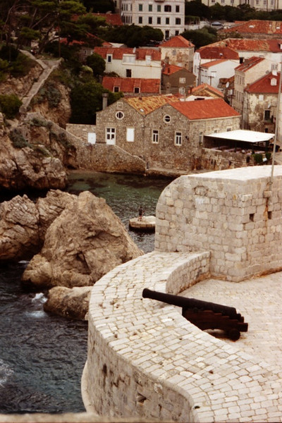 Dubrovnik Ramparts - Croatia