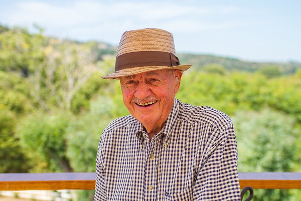 Gramps 96th Birthday
