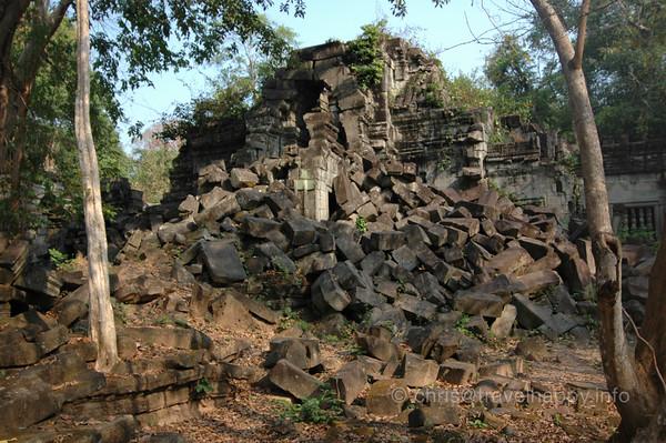 Beng Mealea Temple, Angkor