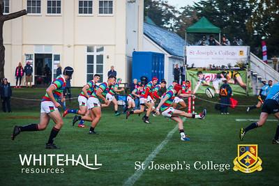 Match 2 - Millfield School VS St Peters School