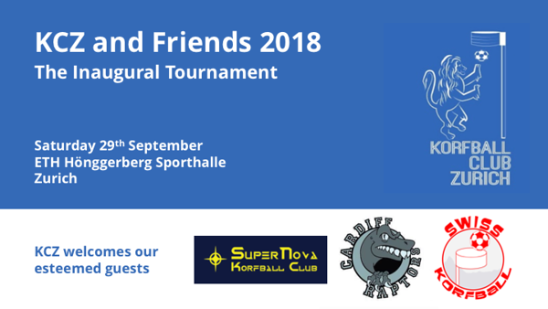 KCZ and Friends 2018