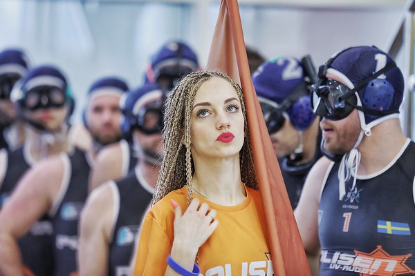 Euro League Underwater Rugby 2018