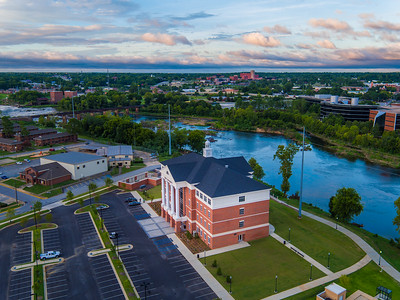 Troy University Riverfront