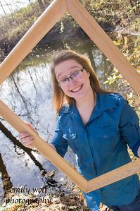 Rachael Senior Pictures