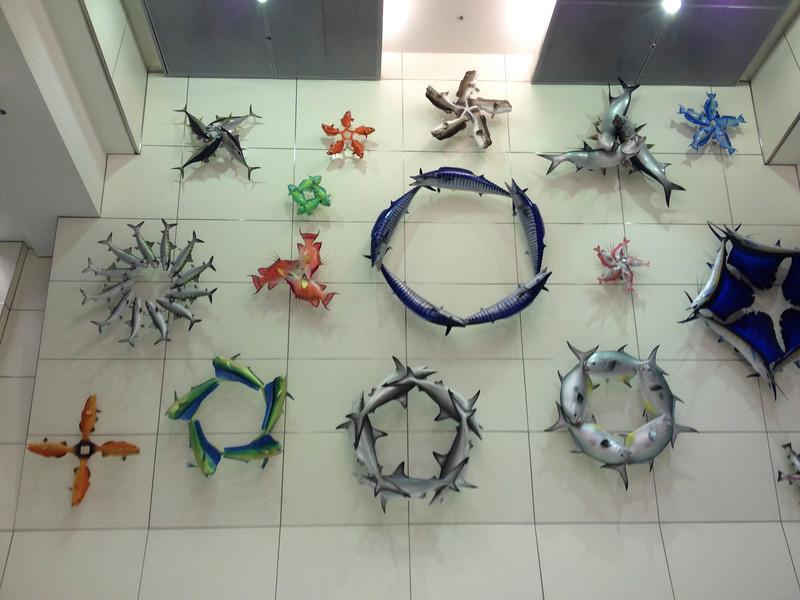 miami airport art