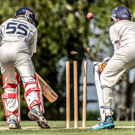 Cricket Sunday 28th April 2019