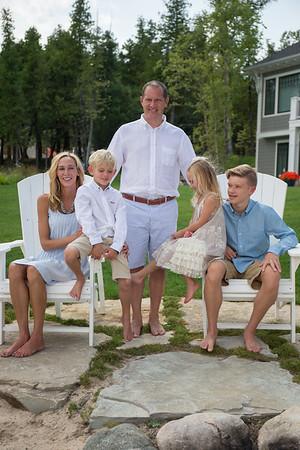 Charlevoix, Michigan Family Photography