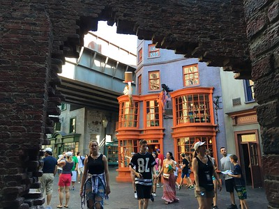 The Wizarding World of Harry Potter - July 2016