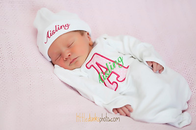 Baby Aisling-7 days-7.3.12