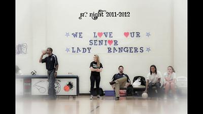 Video 2011~~ Sr. Night