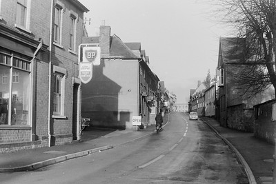 Misc. Old Newent B&W pics