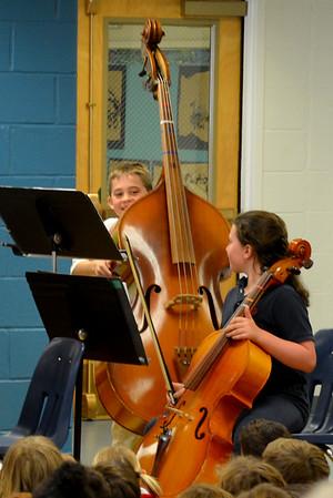 3rd Grade Strings Ensemble Concert