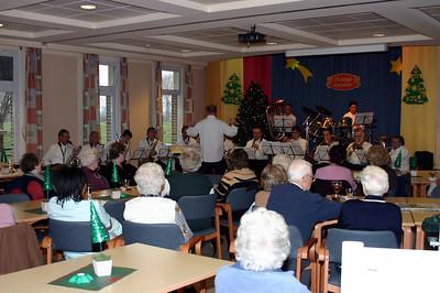 Kerstconcert Amor in Woon- en Zorgcentrum 't Blauwhof