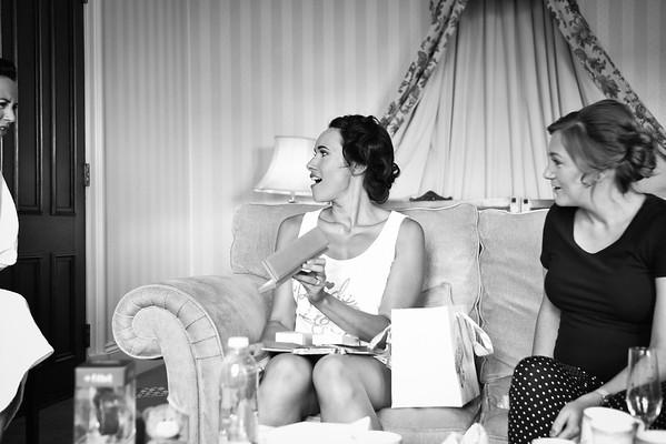 Amy & Craig Gallagher Wedding Day.  Ashdown Park Hotel Ashdown Forest Kent.20.08.2016