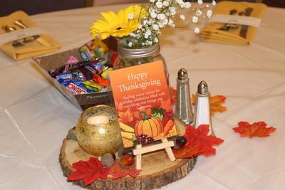 Eli Home Thanksgiving Celebration