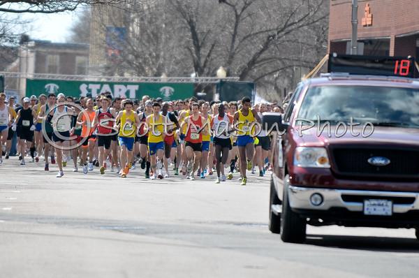 New Bedford Half Marathon 2011