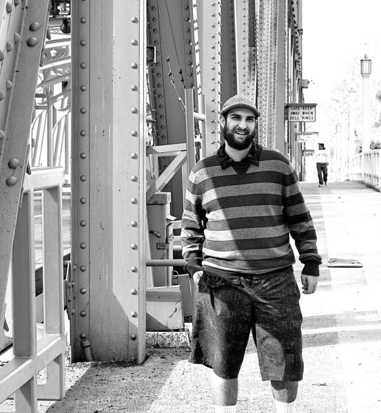evan on the bridge 1-27-2013.jpg