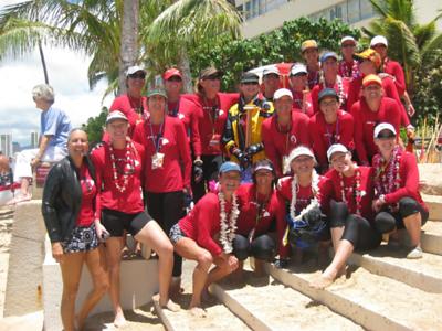 39th Annual Dad Center Long Distance Canoe Race 8-26-2012