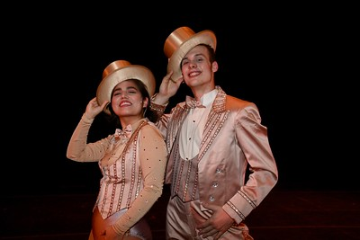 10-30-2019 A Chorus Line Part 5 of 5 Individual in Gold Suits @ MainStage Irving
