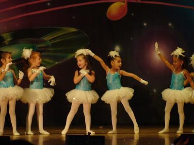 2008 - Mia's Dance Recital