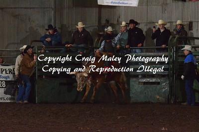 Build A Cowboy SaddleBronc 04-27-14