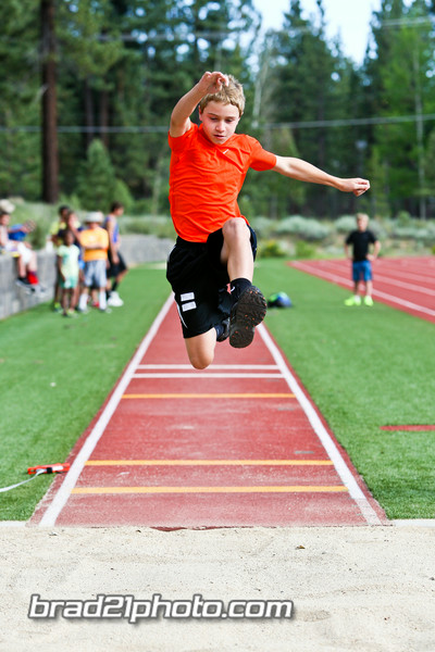 South Tahoe All-Comer's Meets 2014